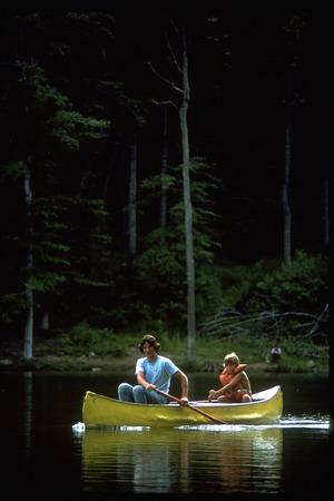 Mountain Canoe